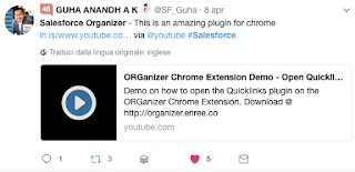 Chrome Extension – Nerd @ Work