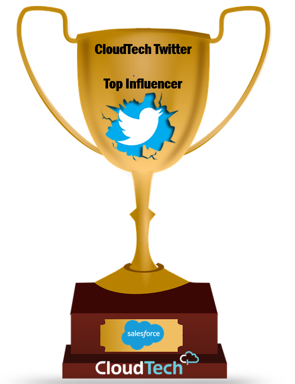 Cloudtech Top Salesforce Influencers 2018