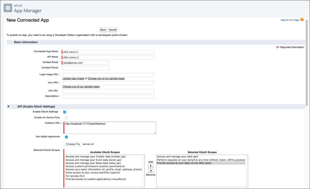 Setting up SFDX Continuous Integration using Bitbucket